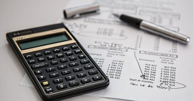 Budgetplanung für Haushalt