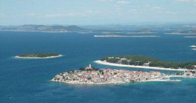 Kroatische Inseln auf dem Fahrrad erkunden